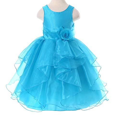 Bow-Dream-Flower-Girl-Dress-Organza