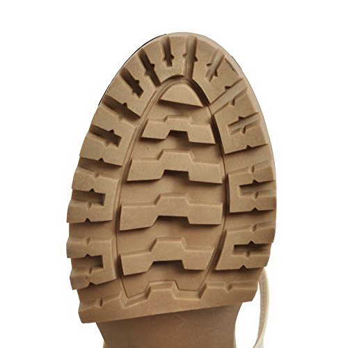 1TO9 Sandals Urethane Beige Non Sandals Marking Structured Womens MJS03143 rq4ZrA