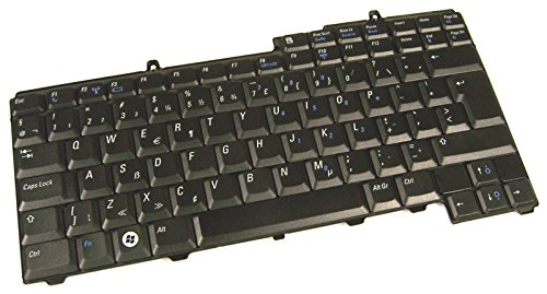 Dell E1505 9400 M1710 M6300 Dutch Keyboard KF566 640m 1000 E1705 ()
