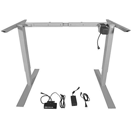 electric adjustable height desk - 4