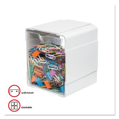 DEF21103 - Tilt Bin Horizontal Interlocking Storage System