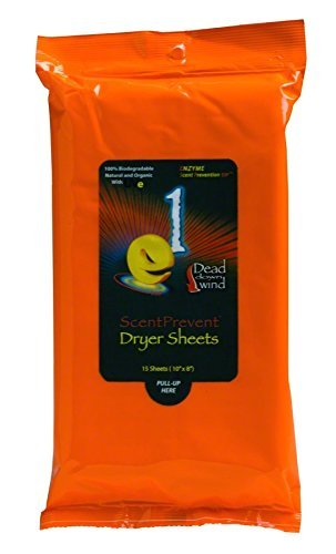 Lowest Price! Dead Down Wind Dryer Sheets (15 Pack)