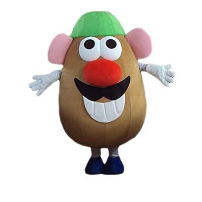 Potato Mascot Costume Langteng