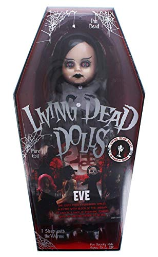 Living Dead Dolls Series 35 20th Anniversary Series Eve Mezco -