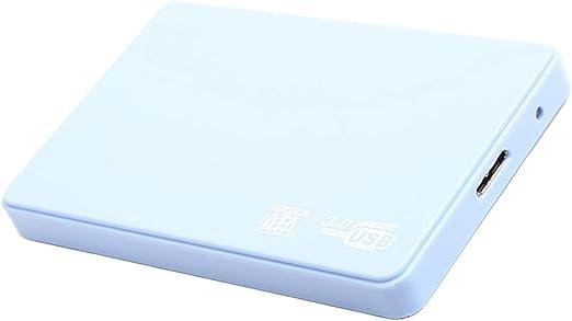 KESOTO モバイルハードディスク USB3.0 SATA ハードディスクドライブ 外付けHDD プラスチック - 1TB