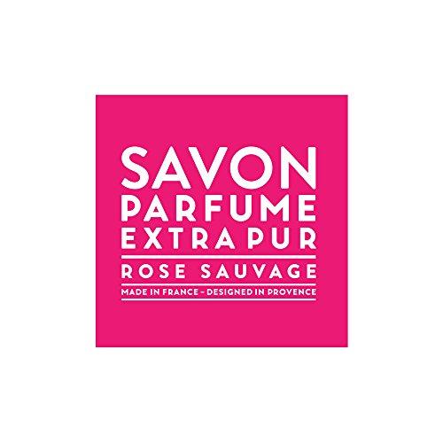 Compagnie de Provence Bar Soap Wild Rose 3.5 oz