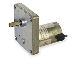 Dayton model 1lng8 dc gear motor 12 rpm 1 90 hp 12vdc for Dc gear motor specifications
