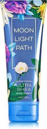 Bath Body Works Moonlight Path Ultra Shea Body Cream 8 Once Tube