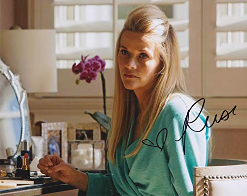 Reese Witherspoon signed Big Little Lies 8x10 - Reese Signed Witherspoon