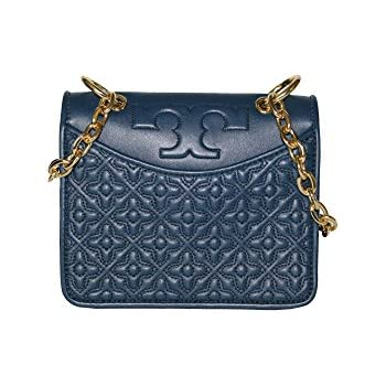 d94a83993e30 Tory Burch Bryant Quilted MINI Crossbody Shoulder Bag 46185 Handbag (Hudson  Bay)