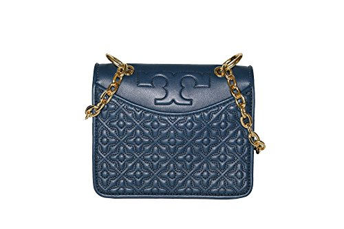 Quilted Bag Handbag Hudson MINI Burch Shoulder Bay 46185 Crossbody Tory Bryant xwqFCn4gp