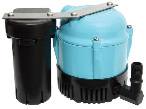 Little Giant 1-ABS Submersible Pump 205 (Little Giant Intake Filter)