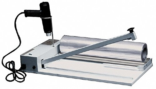 Heat Shrink Wrap System & Refills Type: Portable Shrink Wrap System Width (inch): 18