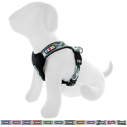 Pawtitas Padded Harness Puppy Harness Dog Harness...