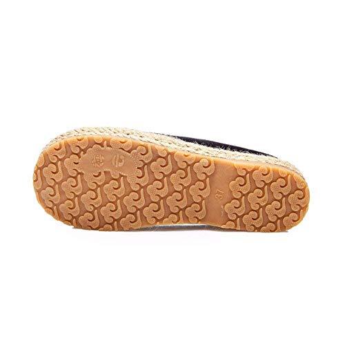 Da 37 Mano Con Scarpe A Lino Ricamate Sed Eu Pantofole Di Tessute Donna On6zP
