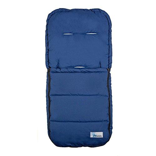 Altabebe AL2200-01 - Saco de abrigo para carrito, color azul marino