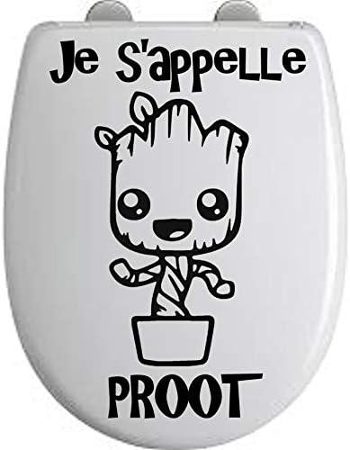 Sticker Fun Abattant Toilette …