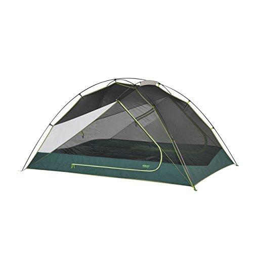Kelty Trail Ridge 3 Tent with Footprint, Ponderosa Pine/Sand