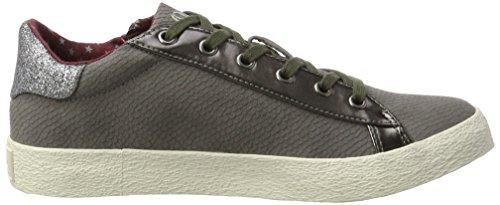 Sneakers s 53101 Grey Oliver Basses Garçon Gris qTz6Egw