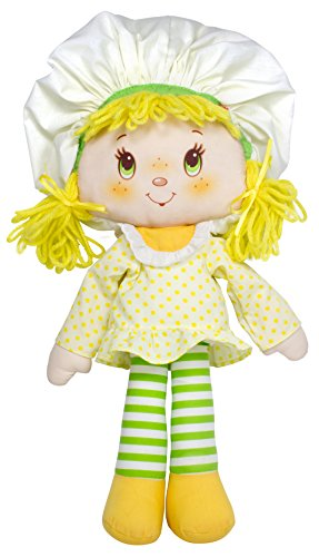 Basic Fun Strawberry Shortcake Retro Soft Doll - Lemon Meringue