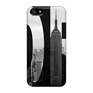 Ultra Slim Fit Hard AnnetteL Case Cover Specially Made For Iphone 5/5s- New York Usa