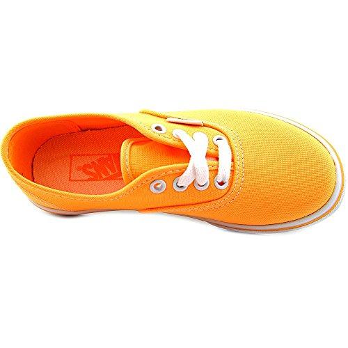 Vans - Zapatillas de deporte de tela para niña Naranja