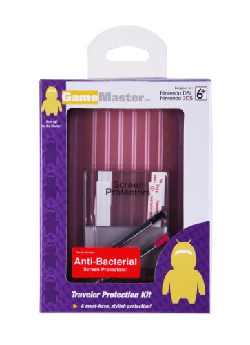 GameMaster Nintendo DS Traveler Protection Kit