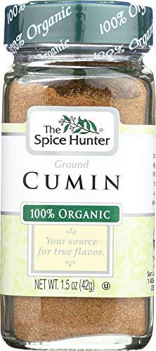 The Spice Hunter (NOT A CASE) Organic Ground Cumin