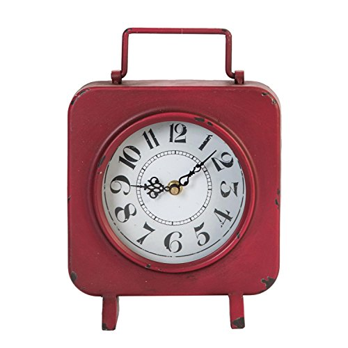Foreside Home & Garden Northshore Table Clock, -