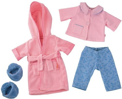 Good Night Dress Set For 38cm Dolls By Haba by Haba