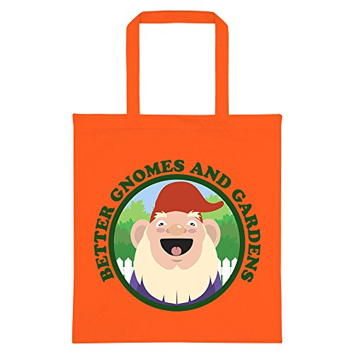 Tote and Gardens Better Bag Gnomes Orange RealSlickTees n8qRzIcc