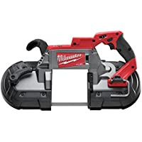 Milwaukee 2729-20 M18 Fuel Deep Cut Band Saw Tool Only