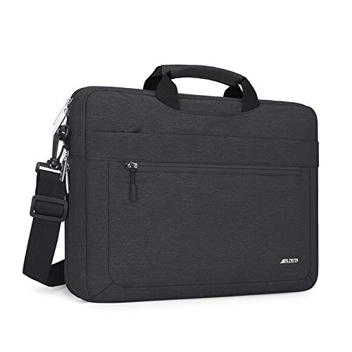 MOSISO Laptop Shoulder Bag Compatible with MacBook