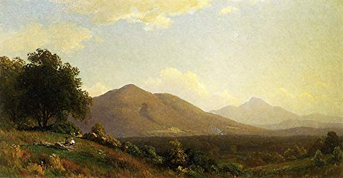 John Ross Key Cherry Mountain, New Hampshire 1875 Private Collection 30