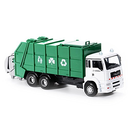 ThinkMax 1PCS Diecast Metal Car Models Construction Trucks