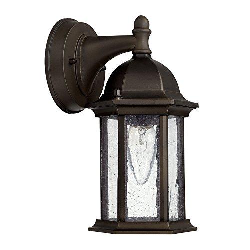 Capital Lighting 9831OB Two Light Outdoor Wall Lantern (Capital Lighting Main Street)