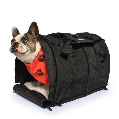 SturdiBag XXLarge Pet Carrier (15x15x23) - Black by SturdiBag