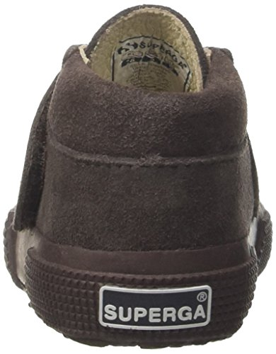 Superga S001NW0 2174-BSUJ, Unisex - Kinder Halbschuhe Multicolore (multicolor - Full Dk Chocolate)