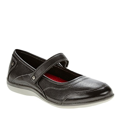 Revere Comfort Zapatos Mujer Adelaide Black 6 M