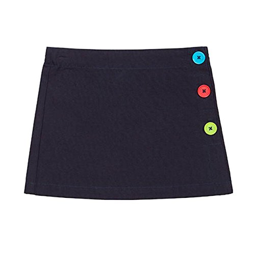 marimekko-toddler-girls-kietsu-navy-side-button-cotton-skirt-2y-3y-4y