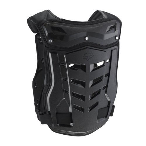 Fox Racing Proframe LC Chest Protector Black Size L/XL