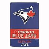 "Master Industries Toronto Blue Jays Sublimated Cotton Towel- 16"" x 25"""