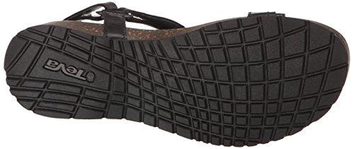 Crossover Cabrillo Black Women's Teva Sandal 5O0CwEnqx