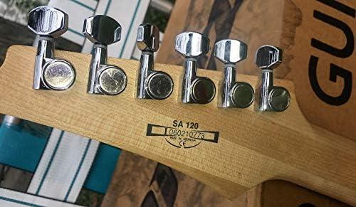 Ibanez SA120 BK Guitarra eléctrica: Amazon.es: Instrumentos musicales