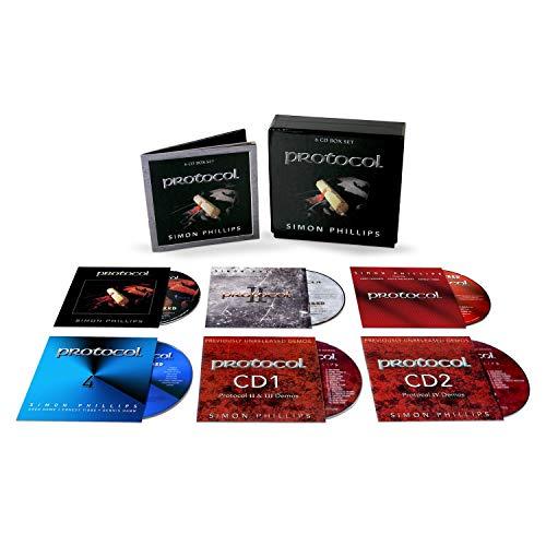 Protocol 6 CD Box Set