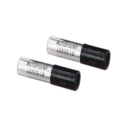 Autopoint 24 Minas (2 Tubos) 1.1mm Hb