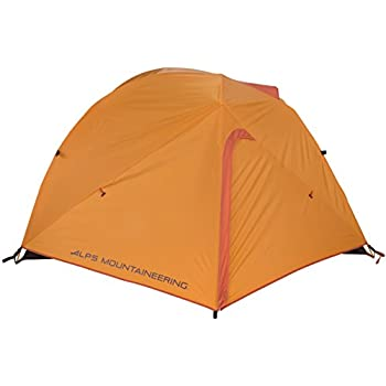 Image of ALPS Mountaineering Aries 2-Person Tent, Copper/Rust Tents