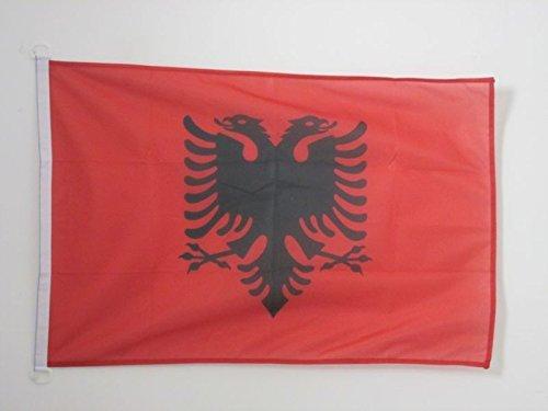 AZ FLAG Albania Flag 2' x 3'