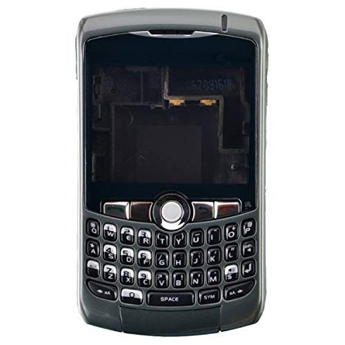 Housing (Complete) for BlackBerry 8300, 8310, 8320 Curve (Gray) with Glue Card