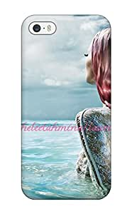 Tpu Case Cover For Iphone 5/5s Strong Protect Case - Lexi Boling Design